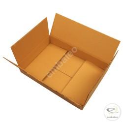 Kartonnen bak «VAD» 39,5 x 29,5 x 12,5 cm