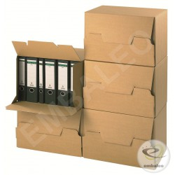 Opbergdozen voor archiefdozen A4 42,6 x 32,4 x 30 cm