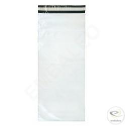Ondoorzichtig plastic hoesje n°3 - 30x70cm
