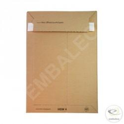 Kartonnen Embaleo Enveloppe 26,5 x 19 cm