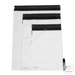 Pochettes plastiques opaques 45 x 45 cm 55 µ