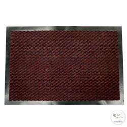 Stofmat 60x90 cm - Bordeaux Deurmat